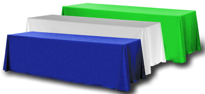 Plain Table Throws