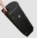 2x Mini Transport Cases Upgradable to Counter