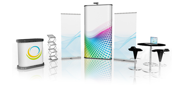 SK Displays - Exhibition Display Stands, Pull Up, Roll Up & Retractable Banners, Portable, Trade Show & Outdoor & Top Display Stands Sydney.
